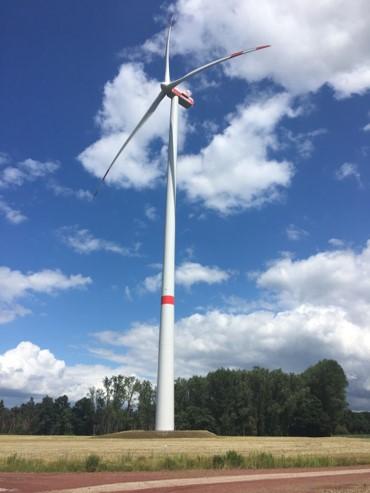 Windpark Rieste